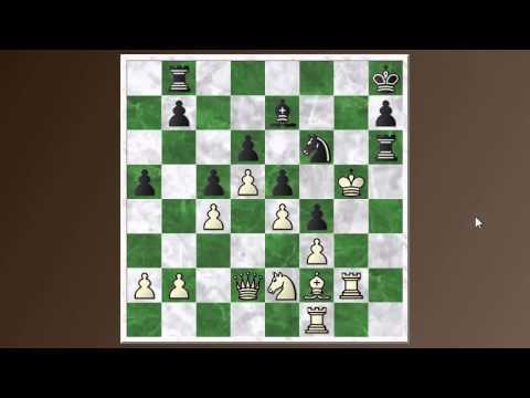 Zurich 1953 round 14: Averbakh vs. Kotov