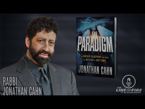 Dr. Brown Interviews Jonathan Cahn on The Paradigm