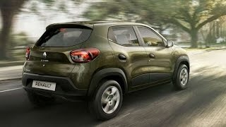 2017 Amazing New Car ''2017 Renault Kwid'' – Review And Price