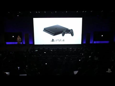 Sony's PlayStation event: PS4, PS4 Pro