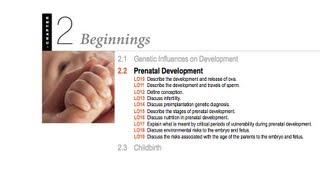 1100 02.2 - Prenatal Development