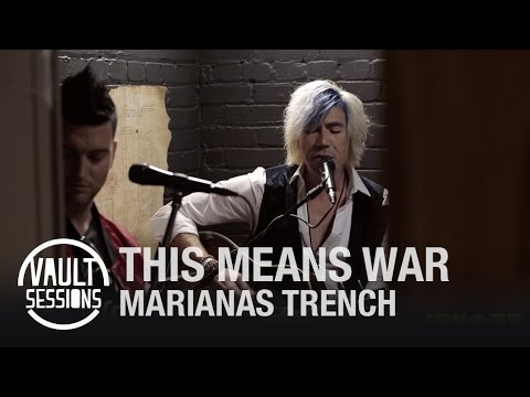 Marianas Trench Performs