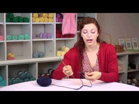 Directions to Knit a Scarf : Knitting & Stitch Techniques