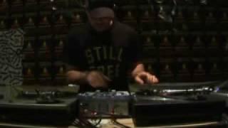 DJ Quixotic: Incredible Scratch Techniques