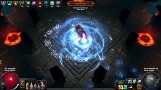 Path of Exile  2.0 - 77 death and taxes map boss