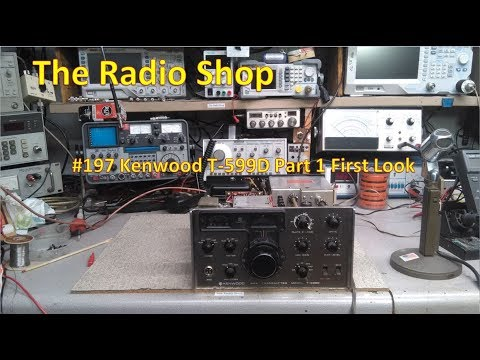 #197 Kenwood T 599D Part 1 First Look