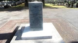 Newark Cemetery Air Bridge Warsaw Memorial at Newark-On-Trent UK