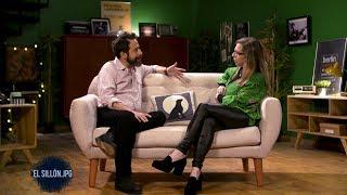 Ingrid Beck en El Sillón de Juan Pablo Gauthier