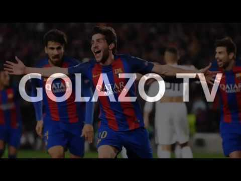 sergi roberto last minute goal barcelona made history. Black Bedroom Furniture Sets. Home Design Ideas
