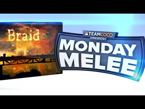 "Monday Melee: ""Braid"" With YouTube's Toby Turner"