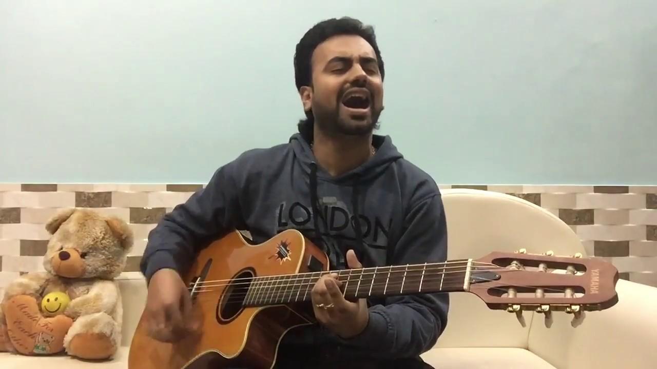 Mumma Dasvidaniya Kailash Kher Guitar Cover By Palash Youtube