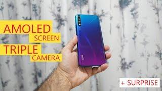 Tecno Phantom 9 unboxing, AMOLED screen, In-Display finger print, triple camera