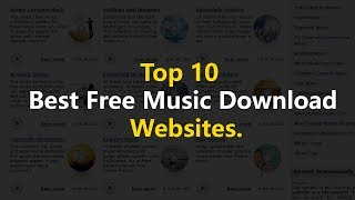 10 Best Free Music Download Sites for Commercial Use !!