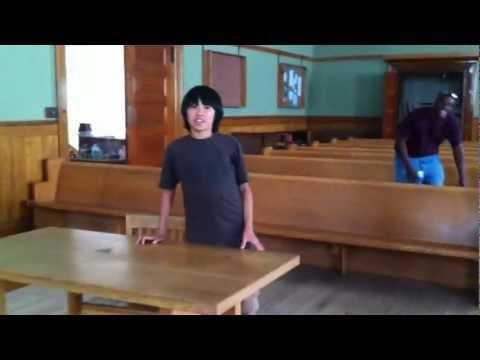 Trial at Holbrook Courthouse, AZ