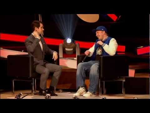 Jimmy Carr  Being Funny 2011: Joke on drum 'n' bass
