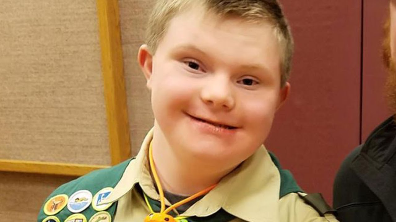 Down Syndrome Boy Scout Stripped of Merit Badges, Dad sues