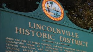 Explore Black History in the Lincolnville Historic District