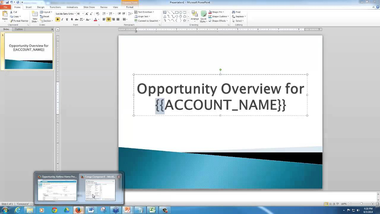 template builder for word add in