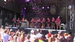 Brassaranka - Toto-Medley - Woodstock der Blasmusik 2018