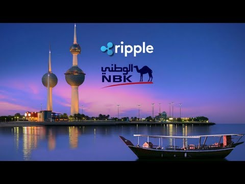 Ripple And National Bank Of Kuwait Partnership!