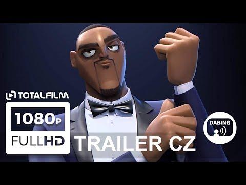 Špióni v převleku (2019) CZ dabing HD trailer