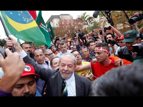 """The Persecution of Lula"""