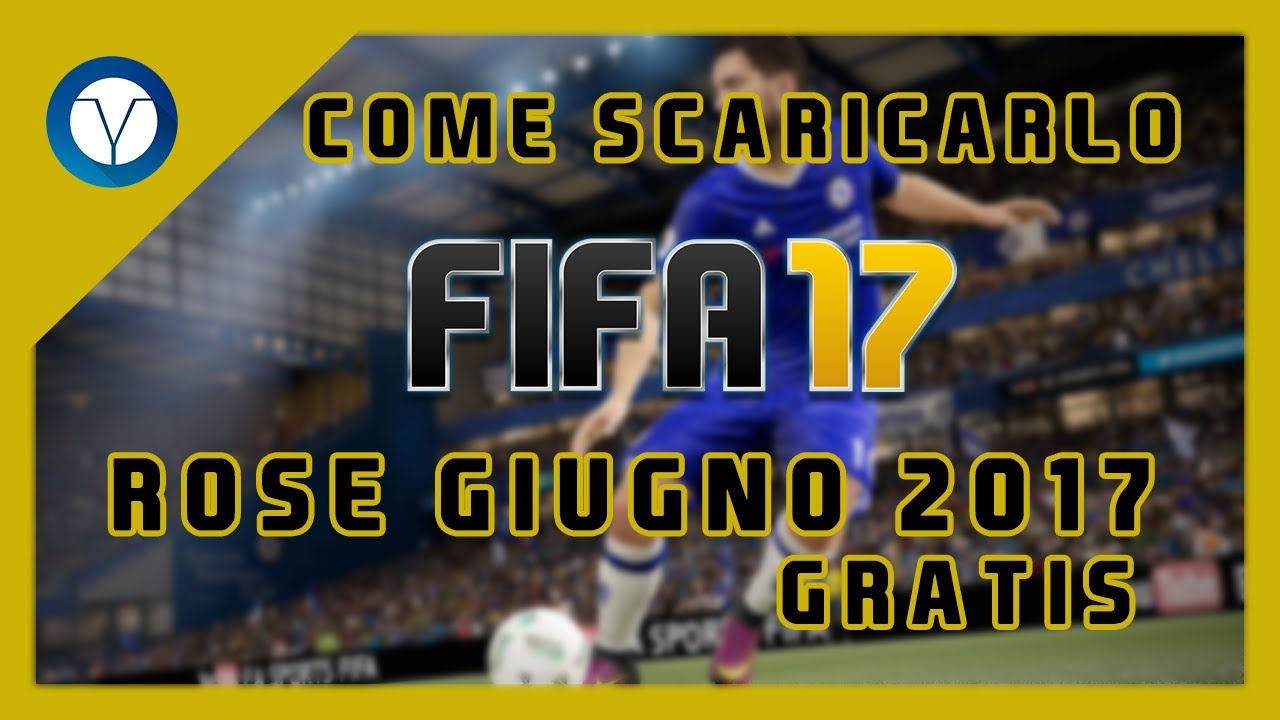 SCARICARE ROSE AGGIORNATE FIFA 16
