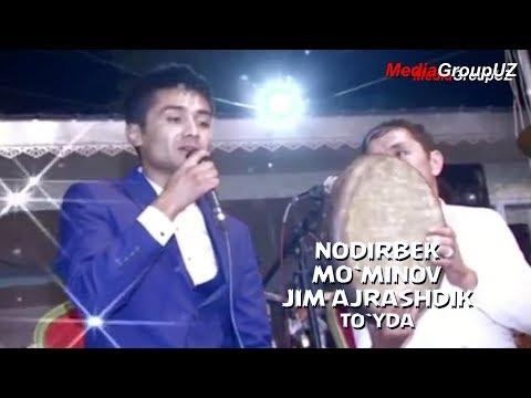 Nodirbek Mo`minov - Jim ajrashdik (to`yda) | Нодирбек Муминов - Жим ажращдик (туйда)