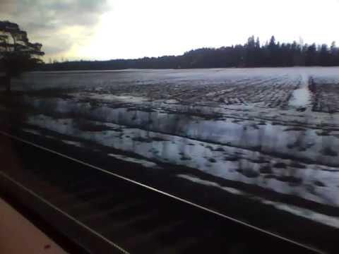 VR Sm4 6303 (CAF / Alstom) välillä Kerava-Kyrölä