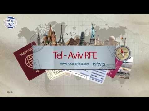 Tel-Aviv RFE 2015 Promotional Video