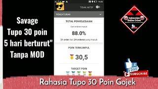 Savage Tupo Gojek Aplikasi Dari Play Store Tanpa Mod