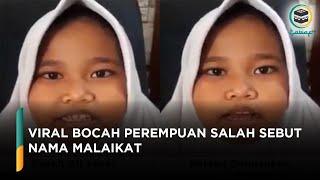 Viral Video Bocah Salah Sebut Nama Malaikat, Netizen Tertawa