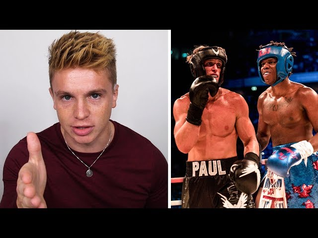 A message to the LOSER of KSI vs Logan Paul