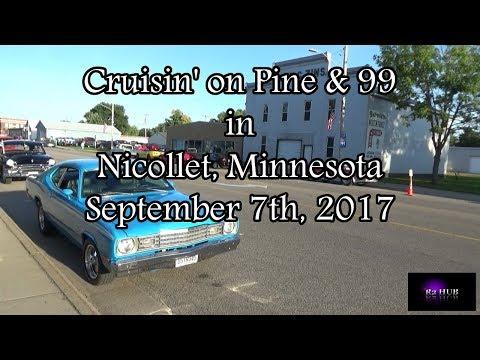 Cruisin' on Pine and 99 in Nicollet Minnesota on  September 7th, 2017