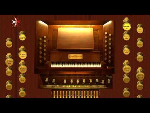 Nadur Basilica Organ VPO