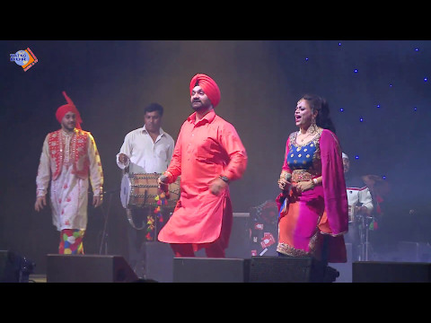 GURLEZ AKHTAR & KULWINDER KALLY | KALI BOLI RAAT | NEW PUNJABI SONG 2017 | HD VIDEO