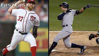 6/28/17 MLB.com FastCast: Strasburg, Judge shine