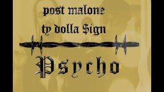[NEW] Post Malone - PSYCHO ft Ty Dolla $ign - Type beat Instrumental (beerbongsandbentleys) NEW