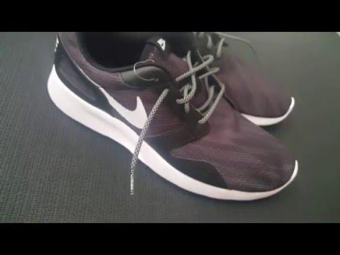 buy popular b4a3f d72fa Nike Run Kaishi Print 3M Rope Laces REVIEW Roshe Free