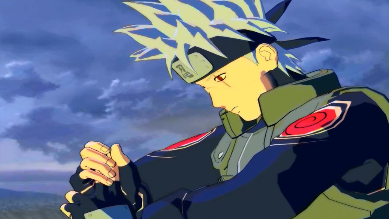 Ninja 3d Wallpaper Naruto Storm Revolution Kakashi Quot Without Mask Quot Mod Youtube