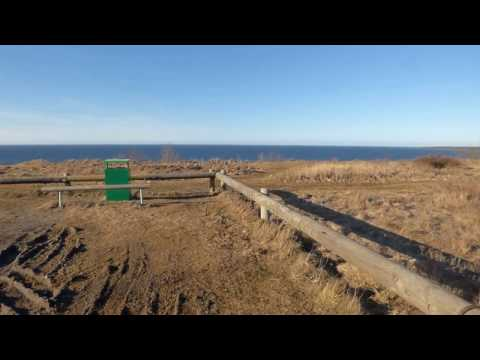 Eesti rannad 5 . Estonian beaches 5 .Türisalu pank (rannik).16.03.2017Eesti . Toomas Argel