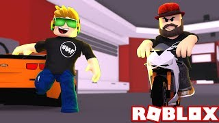EPIC VEHICLE RACES in ROBLOX CAR TYCOON