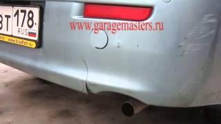 кузовной ремонт мицубиси лансер Mitsubishi Lancer