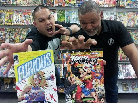 Flashback Comics - New Release Wednesday, January 29th 2014!