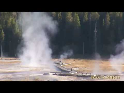 Anti-Anxiety 432Hz Music & Unnamed New Geysers Show Up@Yellowstone!