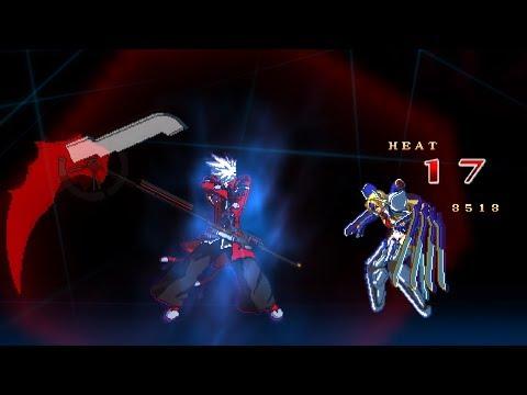 BlazBlue: CSEX (PSP) Ragna The Bloodedge [TAS]