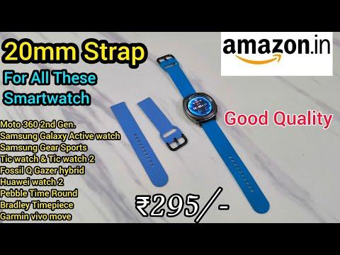The Best 20mm Watch Bands on Amazon?из YouTube · Длительность: 6 мин28 с