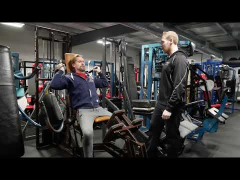 The Nautilus Omni Shoulder Machine For Negative Only Training | HITuni