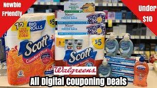 Walgreens #Winning | Easy ALL DIGITAL Goodness 🙌🏽 | Coupon Deals