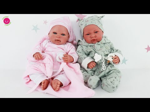 Nuevos Bebés Reborn En Sorpresas Divertidas Muñecas Arias Y Antonio Juan